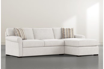 Elm II Foam Sleeper With Reversible Chaise