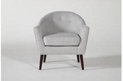 Marina Light Grey Accent Chair