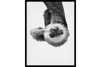 Picture-Hanging Sloth 18X22