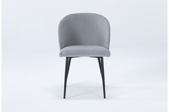 Duffy Grey Dining Side Chair