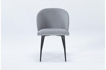 Duffy Grey Dining Side Chair