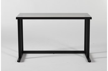 "Studio Glass 48"" Desk"