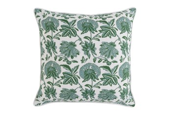 Outdoor Accent Pillow-Palm Bloom 20X20