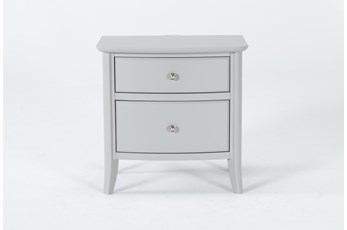 "Greyson 26"" Nightstand With USB"