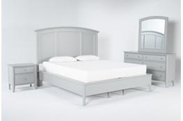 Greyson California King 4 Piece Bedroom Set