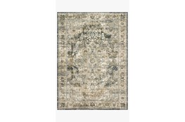 31X156 Rug-Magnolia Home James Natural/Fog By Joanna Gaines