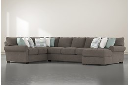 "Aurora II 3 Piece 165"" Sectional With Right Arm Facing Chaise"