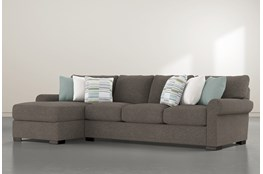 "Aurora II 2 Piece 131"" Sectional With Left Arm Facing Chaise"