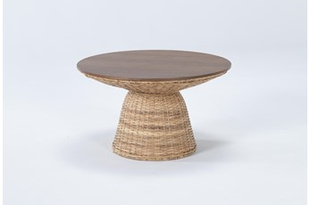 Zina Round Coffee Table