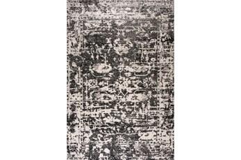 63X90 Rug-Boho Traditional Grey/Black