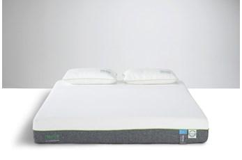 CBD Hybrid 10 Inch Queen Mattress With 2 CBD Pillows