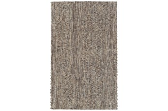 96X120 Rug-Tula Hand Loomed Coffee