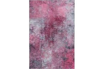 60X90 Rug-Borealis Lustre Pink Rose