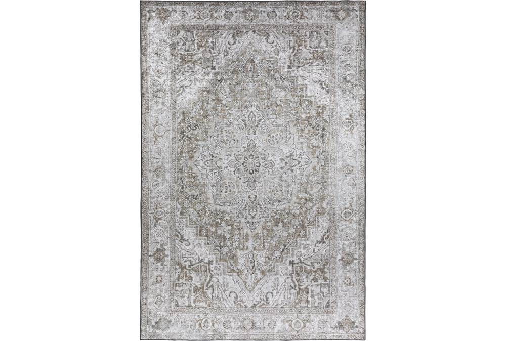 96X120 Rug-Traditional Lustre Sheen Brass
