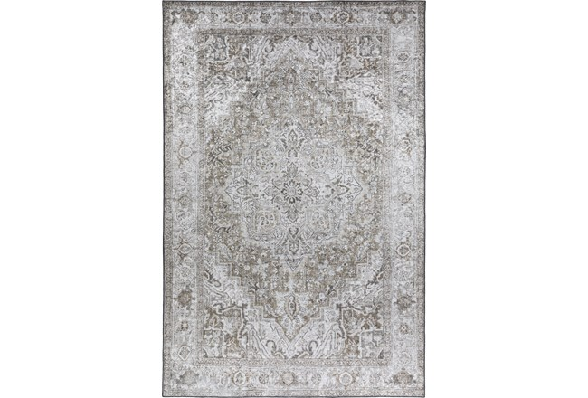 96X120 Rug-Traditional Lustre Sheen Brass - 360