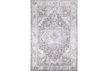 108X156 Rug-Traditional Lustre Sheen Taupe