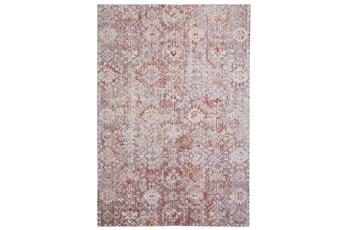 113X149 Rug-Tamarack Highlights Pink/Grey/Charcoal