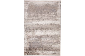 117X158 Rug-Faux Bois Light Grey
