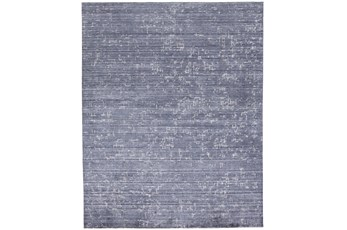 114X162 Rug-Binary Navy