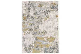 96X132 Rug-Birch Contemporary Gold