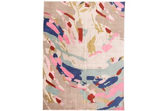 60X83 Rug-Contemporary Cora/Pink Multi