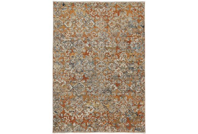 114X150 Rug-Agincourt Orange - 360
