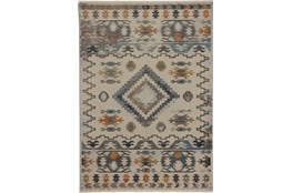 114X150 Rug-Agincourt Grey/Light Blue