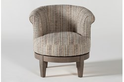 Cleo Swivel Accent Chair