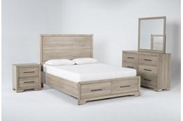 Hillsboro 4 Piece Queen Storage Bedroom Set
