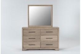 Hillsboro Dresser and Mirror