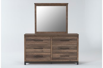 Meadowlark Dresser and Mirror