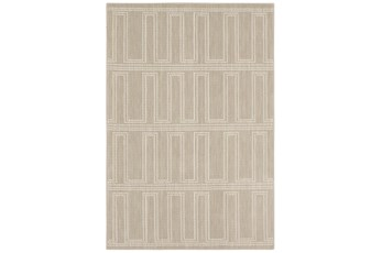 96X132 Rug-Anson Oyster By Nate Berkus And Jeremiah Brent