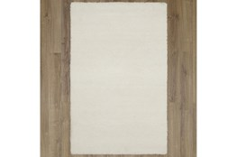 96X132 Rug-Loop Shag White
