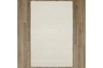 108X144 Rug-Loop Shag White