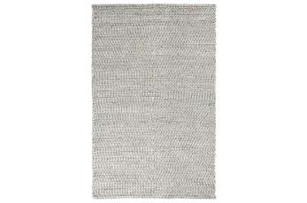 24X36 Rug-Multi Woven Grey