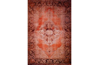 39X63 Rug-Sterling Distressed Ginger