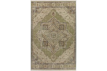 112X159 Rug-Marseille Distressed Aloe