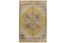 60X92 Rug-Marseille Distressed Lemon