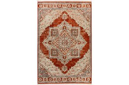 112X159 Rug-Marseille Distressed Mandarin