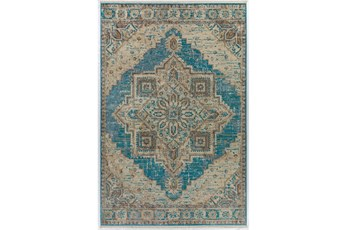 37X64 Rug-Marseille Distressed Ocean