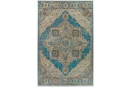60X92 Rug-Marseille Distressed Ocean