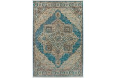 90X116 Rug-Marseille Distressed Ocean