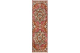 27X92 Runner Rug-Marseille Distressed Punch