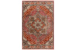 90X116 Rug-Marseille Distressed Punch