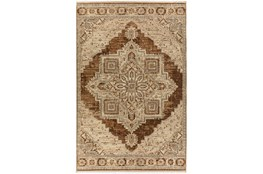 90X116 Rug-Marseille Distressed Walnut