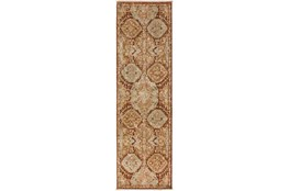 27X92 Runner Rug-Marseille Distressed Canyon