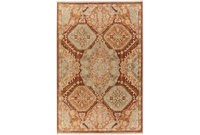 60X92 Rug-Marseille Distressed Canyon - 360