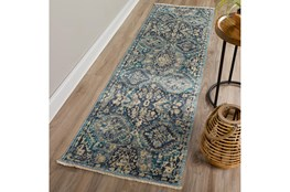 27X92 Runner Rug-Marseille Distressed Riverview