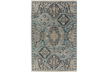 60X92 Rug-Marseille Distressed Riverview