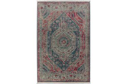 90X116 Rug-Marseille Distressed Parade